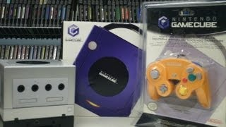 Video Game Display - Nintendo GameCube Review: Console, Games, and Accessories