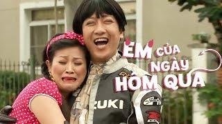 😂 Cười Vỡ Bụng - Hài Em Của Ngày Hôm Qua - Trường Giang, Kiều Linh, Kim Mai Sơn, Quốc Thuận
