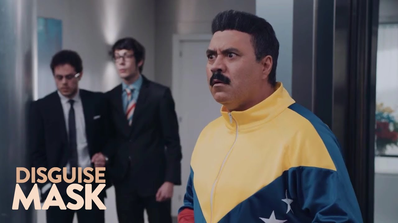 Maduro Disguise Unmask