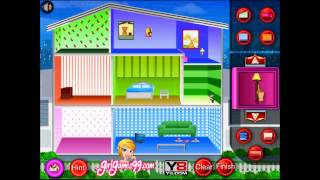 Doll House Decoration Game - Flash Played By Magicolo 2013