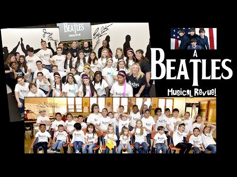 A Beatles Musical Revue  by ADELPHI ACADEMY OF BROOKLYN