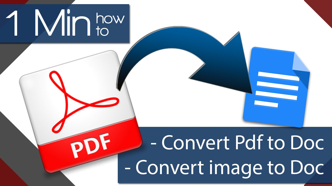 save pdf to google docs