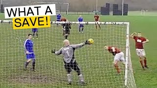 Best Non League Goalkeeper Saves Ever