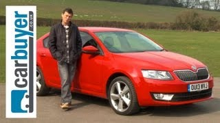 Skoda Octavia hatchback 2013-2018 review - Carbuyer