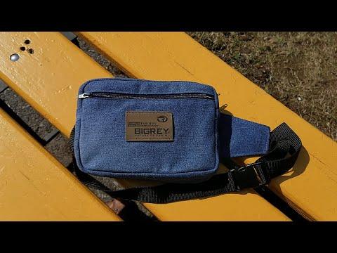 Поясная сумка своими руками из джинс
