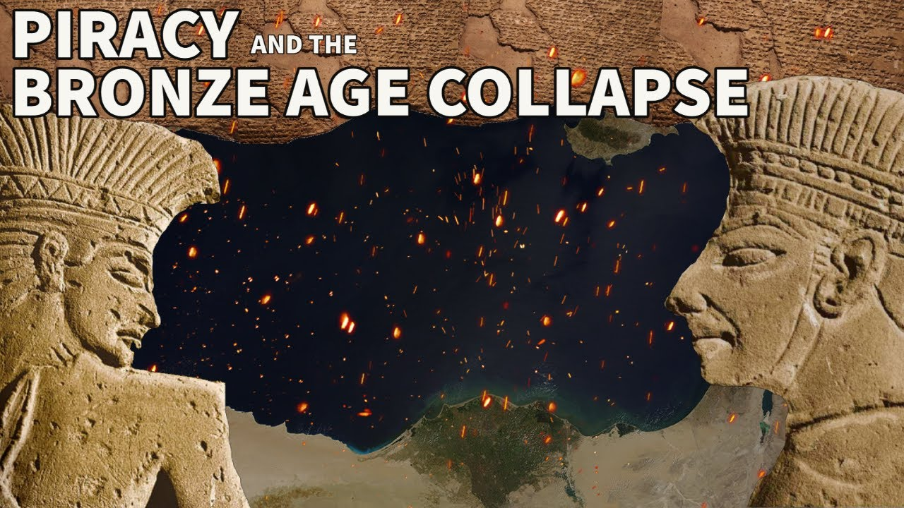 Piracy and the Bronze Age Collapse