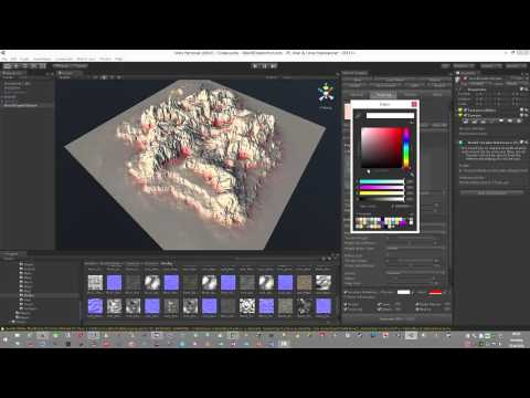 World Creator 2.1 for Unity - Introduction