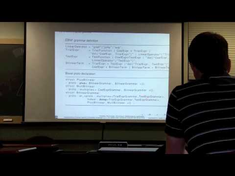 Jean-Marc Gratien: Implementing a Domain Specific Embedded Language with Boost Proto