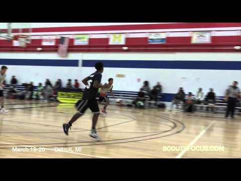 TM7 20 Ryder Patterson 5'11 145 Oakland Christian School MI 2018 Highlights