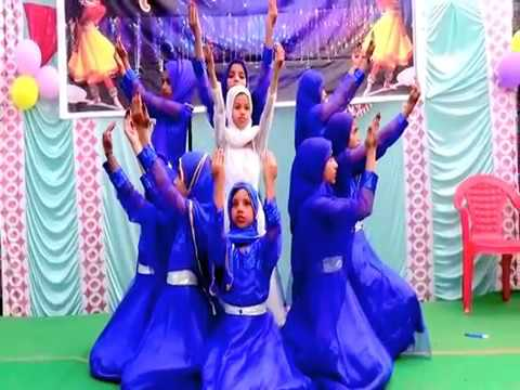 Lab pe aati hai dua Patriotic theme dance act by RDI group azamgarh