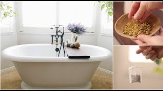 bath-time-beauty-tips-simple-ingredients