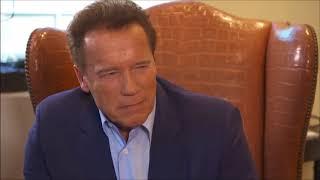 Arnold Schwarzenegger Learns About Thomas Aquinas