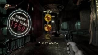 Bioshock Remastered Gameplay 4K Ultra Settings (PC)