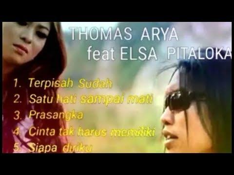 Free Download 5 Duet Terbaik Thomas Arya Feat Elsa Pitaloka Mp3 dan Mp4