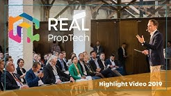 REAL PropTech 2019 - Highlight Video