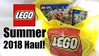LEGO Summer 2018 Sets Haul!