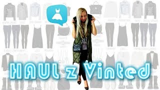 Try on HAUL z Vinted.cz!