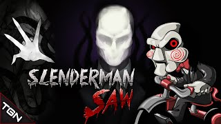 SLENDERMAN SAW GAME: JEFF THE KILLER VS SLENDERMAN #2/FINAL