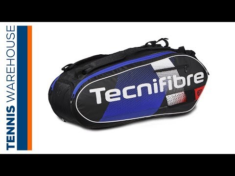 88fcc3d4fe1a Tecnifibre Air Endurance 9 Pack Tennis Bag - YouTube