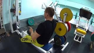 Тренировка для Новичков Спина и Трицепс! Для Братана