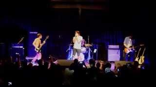 RHCP WORLD TRIBUTE - Dosed - Live in Rio de Janeiro - 2014