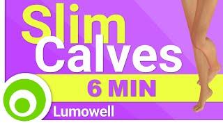 Get Slim Calves - Calves Workout for Women
