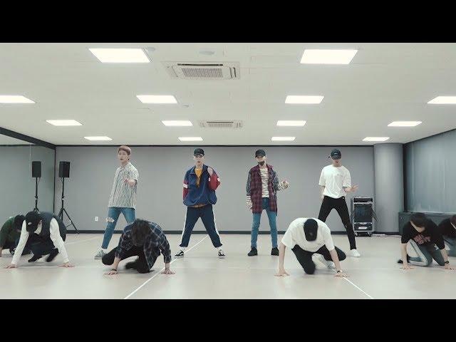 SHINee 샤이니 'I Want You' Dance Practice