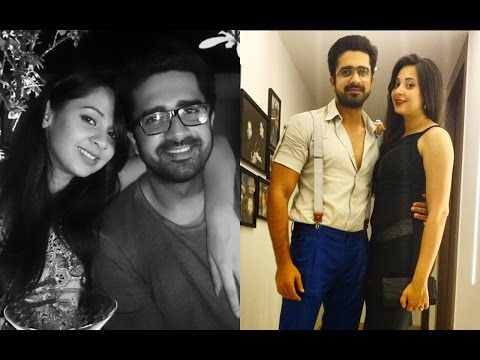 Avinash Sachdev and Shalmalee Desai Cute Unseen Photos