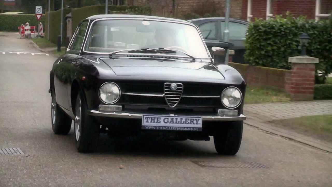 Alfa Romeo Bertone Gt J 1600 1973 Full Hd Youtube
