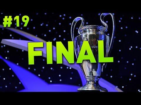 A GRANDE FINAL DA CHAMPIONS! 🏆 | Modo Carreira #19 Tottenham