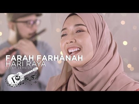 Farah Farhanah - Hari Raya (Raya Cover) | IamNeeta