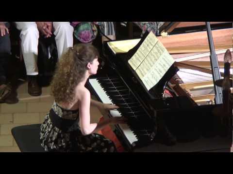 Alissa Zoubritski - Rachmaninov - Marguerites