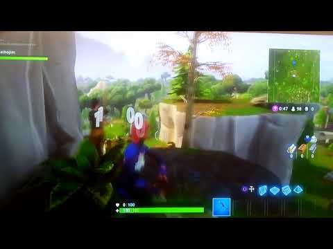 FORTNITE: Ksina VS Revolver (NOOBS)