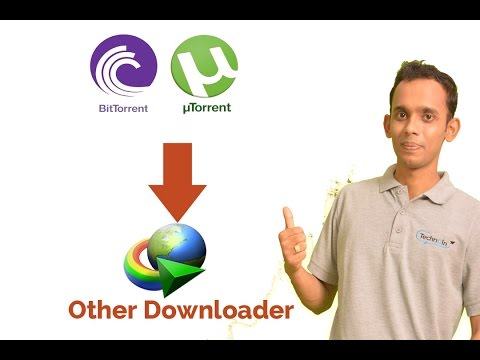 how to download torrent file in...