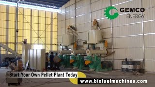 Complete guide on How to make wood pellets from sawdust?---Wood Pellet Project
