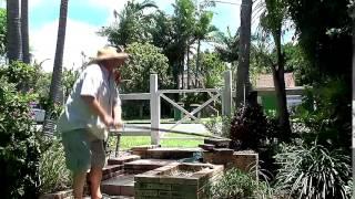 Archimedes Solves Garden Problem