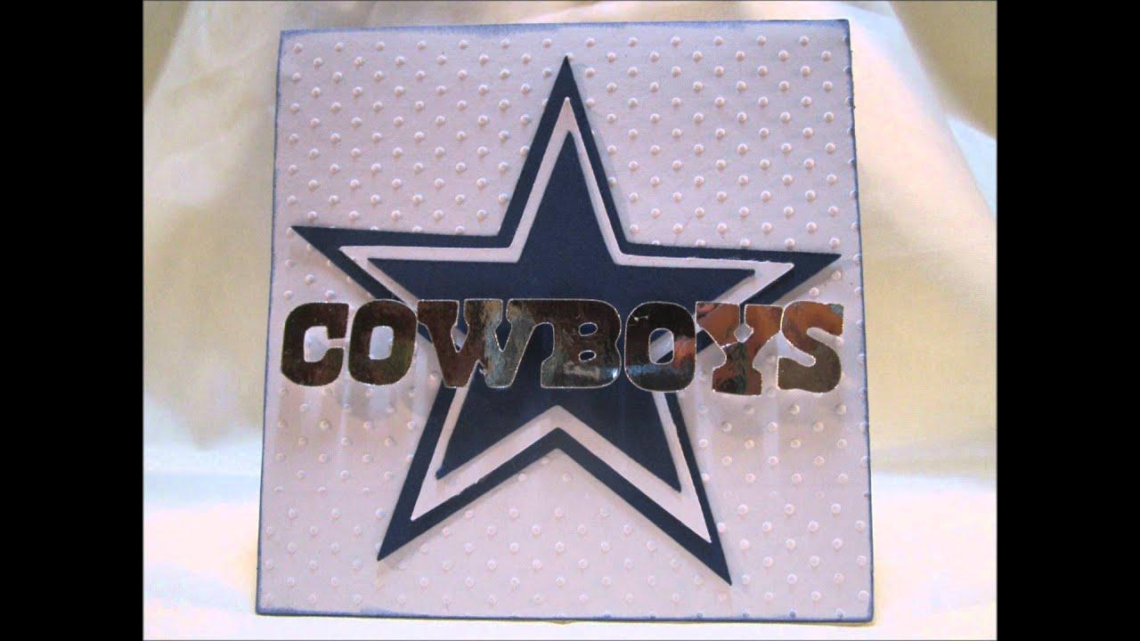Dallas cowboys birthday card youtube dallas cowboys birthday card kristyandbryce Choice Image