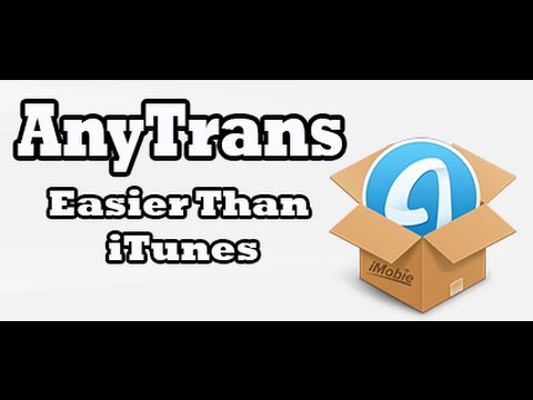 AnyTrans Beats iTunes: Transfer Music and Other Files With Only A Few Clicks
