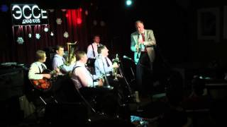 MOSCOW RAGTIME BAND & ANTTI SARPILA | Swing That Music