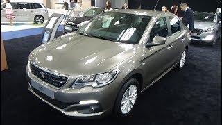 2017 Peugeot 301 - Exterior and Interior - Auto Salon Bratislava 2017