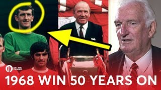 1968 European Cup Final Win; Manchester United Memories 50 Years On