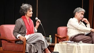Arundhati Roy-Asad Zaidi in conversation on Annihilation of Caste