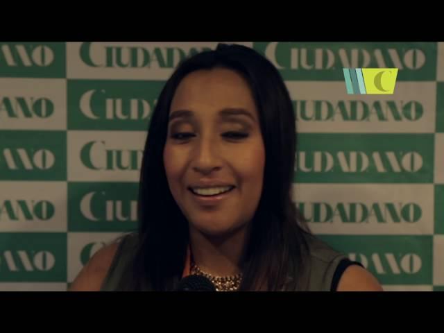 Entrevista ESTEFANY REYES