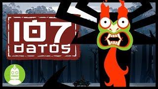 107 Datos de 'Samurai Jack.' que DEBES saber (Atómico #266) en Átomo Network