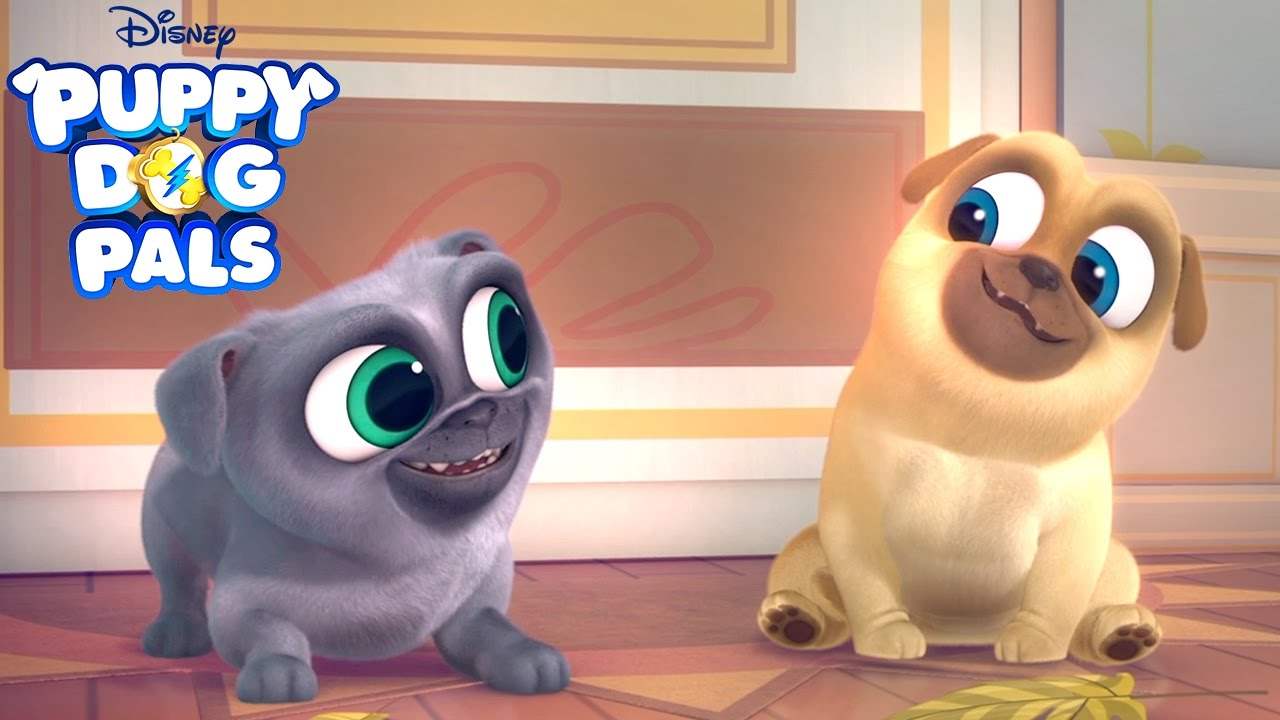 Series Trailer Puppy Dog Pals Disney Junior
