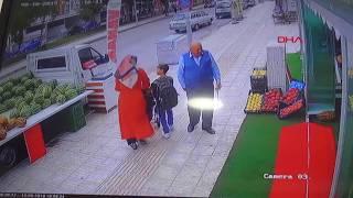 Yiğit Emir'in öldüğü kaza anı kamerada