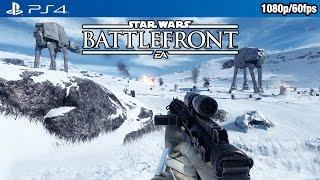Star Wars Battlefront PS4 - Multiplayer Gameplay 1 1080p 60fps HD