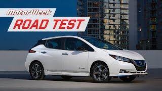 The 2019 Nissan Leaf Plus Delivers on the EV Dream | MotorWeek Road Test