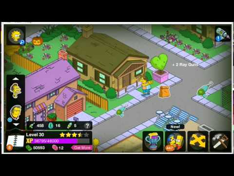 How To Unlock Secret Character Moog Simpsons Tapped Out