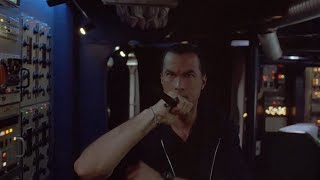 Steven Seagal - Under Siege - Fight Scenes